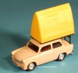 Trabant Modelle 1:64