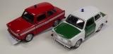 Trabant Modelle 1:32