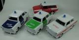 Trabant Modelle 1:30 Sonderfahrzeuge
