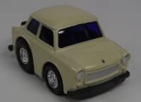 Trabant 601 mit Rückzugsantrieb beige