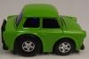 Trabant 601 mit Rückzugsantrieb grün